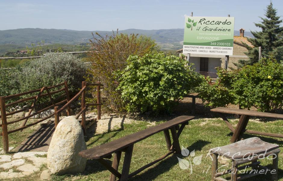 Esposizione Ficulle, Riccardo il Giardiniere