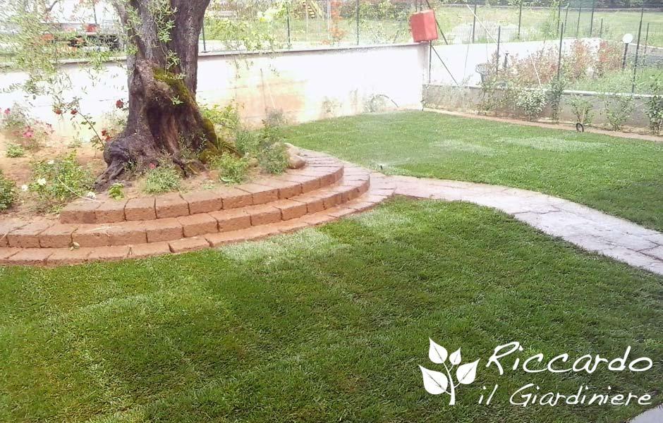 Progettazione giardini, Riccardo Il Giardiniere