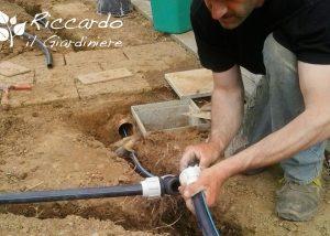 Lavoro di irrigazione, Riccardo il Giardiniere
