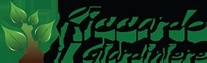 Riccardo il giardiniere Logo