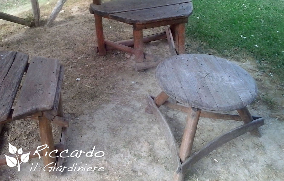 Tavolinetto, Riccardo il Giardiniere