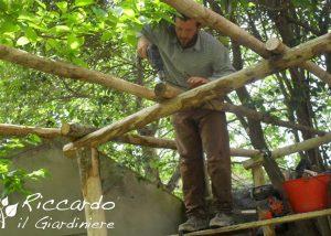Strutture fatte a mano, Riccardo il Giardiniere